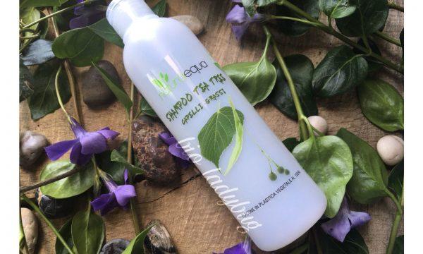 Recensione:shampoo tea tree naturaequa per capelli grassi.