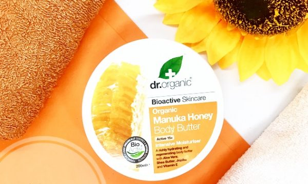 Recensione-Burro Corpo al Miele di Manuka(Organic Manuka Honey Body Butter)-dr. organic