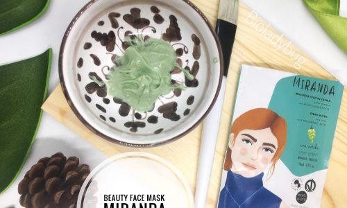 BEAUTY FACE MASK MIRANDA: PUROBIO FOR SKIN-Una linea di maschere per la bellezza e la cura del viso – PUROBIO COSMETICS