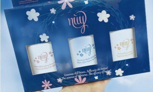 Box nùy Natùrys: Un trio delle meraviglie per far risplendere la tua pelle!