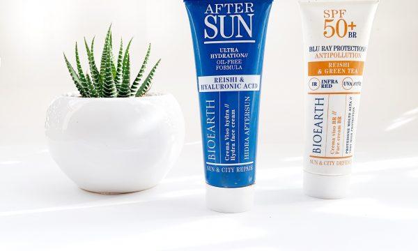 Sun & City di Bioearth: la nuova linea innovativa e ultra-protettiva  per la bellezza e la salute della pelle del viso