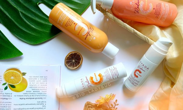 Recensione: Linea Radiance Vitamina C – Gyada Cosmetics