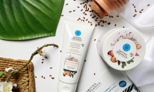 Set Glow Skin by Zaffiro Organica: Gel micellare e Maschera & scrub perfezionatrice, il duo perfetto per una pelle luminosa in pochi minuti