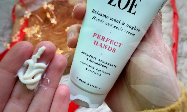 PERFECT HANDS – Zoé – il trattamento di bellezza per le tue mani