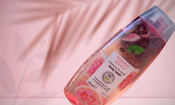 REVIEW: Bagnodoccia al Guava Dr Organic